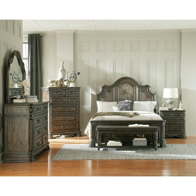 Darby Home Co Monterrey Panel Bed