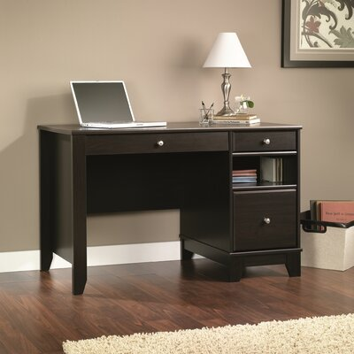 Darby Home Co Hoffman Computer Desk with Keyboard Tray