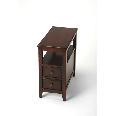 Darby Home Co Claysburg Chairside Table