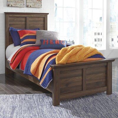 Allport Queen Storage Panel Bed