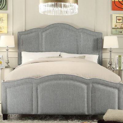 Darby Home Co Niagara Queen Upholstered Panel Bed