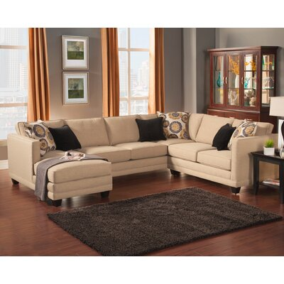 Darby Home Co Springboro Sectional