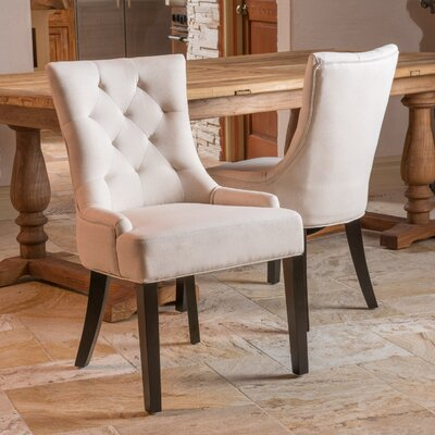 Alcott Hill Grandview Parsons Chair (Set of 2)
