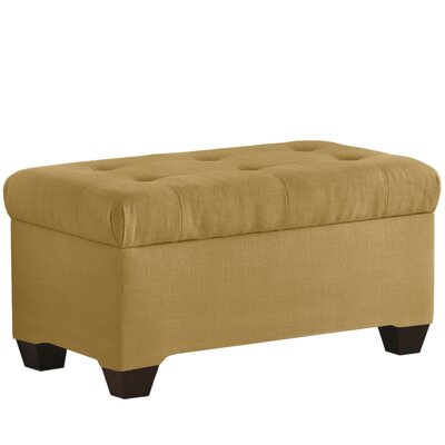 Alcott Hill Upholstered Storage Bedroom Bench