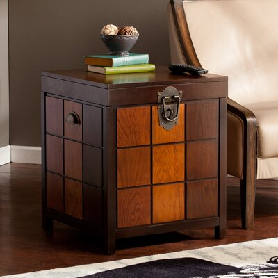 Alcott Hill Manhattan End Table