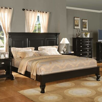 Alcott Hill Rochester Panel Bed