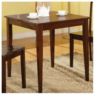 Alcott Hill Ameswood Square Dining Table