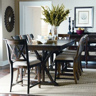 Alcott Hill Bavaria 9 Piece Dining Set