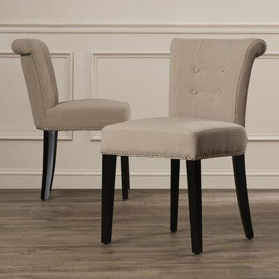 Alcott Hill Cyrus Parsons Chair (Set of 2)