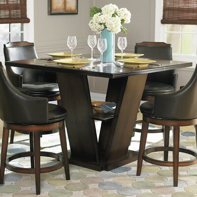 Alcott Hill Edward Counter Height Dining Table