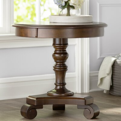 Alcott Hill Victoria End Table