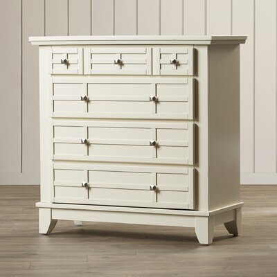 Alcott Hill Lakeview 4 Drawer Chest