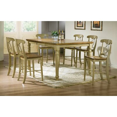 Alcott Hill Corell Park Counter Height Dining Table