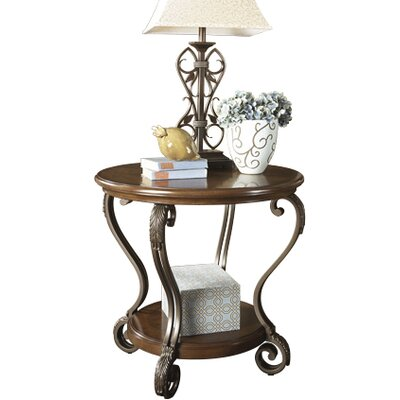 Alcott Hill Curran End Table
