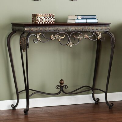Alcott Hill Byrd 4 Piece Console Table Set