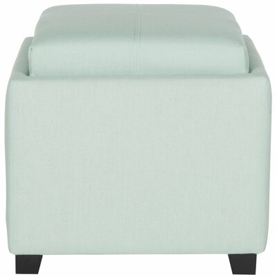 Alcott Hill Dogwood Storage Tray Ottoman Amp Reviews Wayfair