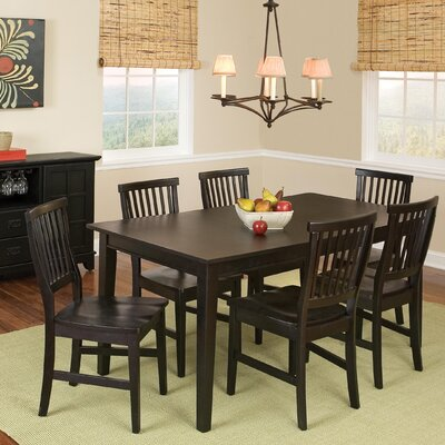 Alcott Hill Lakeview Extendable Dining Table