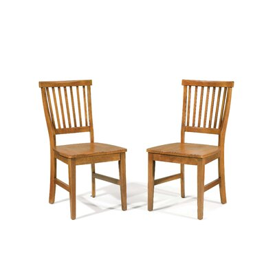 Alcott Hill Lakeview Dining Chair (Set of 2)