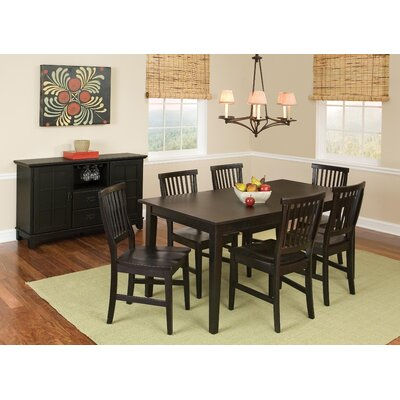 Alcott Hill Chadwick 7 Piece Dining Set