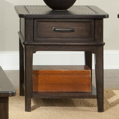 Alcott Hill Wilmington End Table