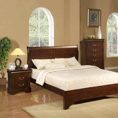 Alcott Hill Hopkinsville Panel Bed