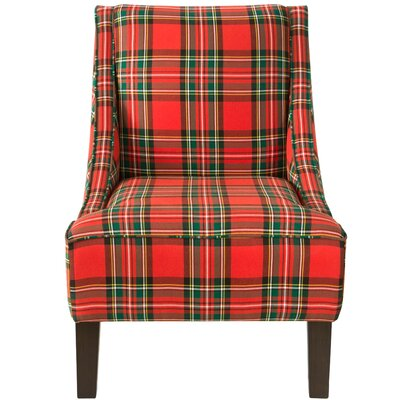 Alcott Hill Goldhorn Armchair