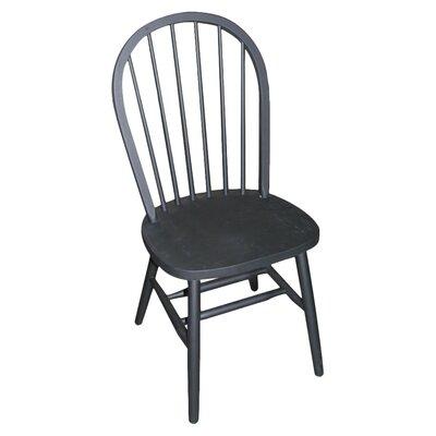 Charlton Home Oliver Spindleback Windsor Side Chair