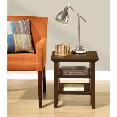 Charlton Home Horace End Side Table