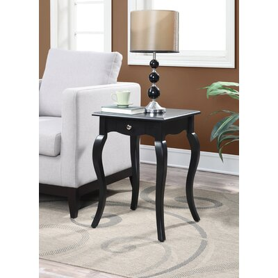 Charlton Home Hobart End Table