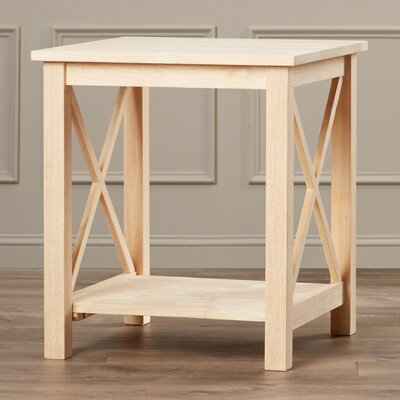 August Grove Towner End Table