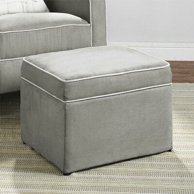 Charlton Home Kydwelly Storage Ottoman