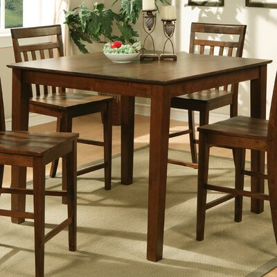 Charlton Home Tyrell Counter Height Dining Table