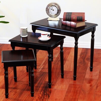 Charlton Home Raynsford 3 Piece Nesting Tables Image