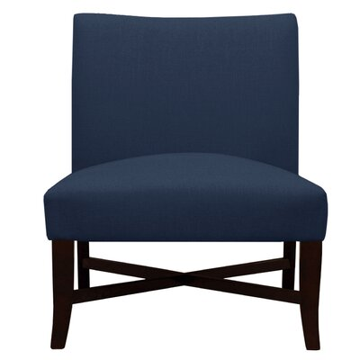 Charlton Home Cross Legged Slipper Chair