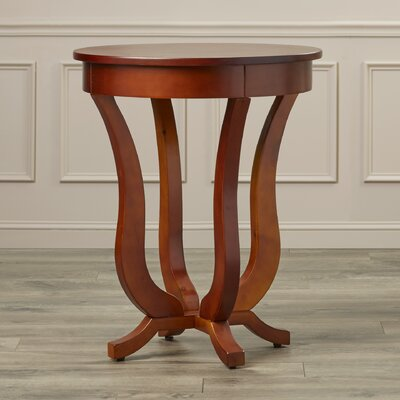 Charlton Home Benton Harbor Clark End Table
