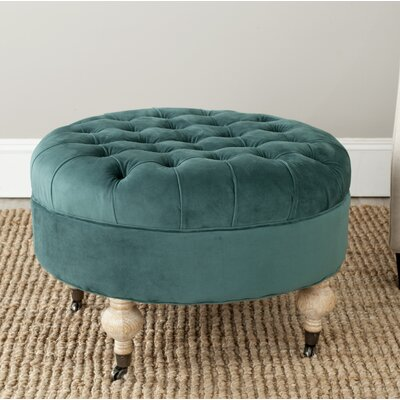 Charlton Home August Ottoman