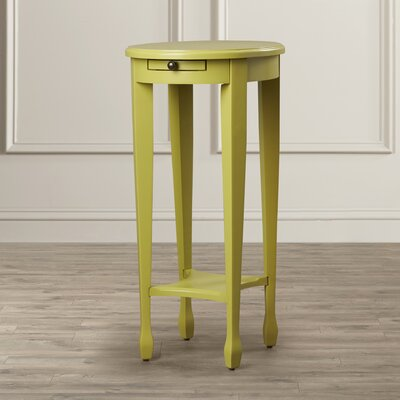 Charlton Home Tipton Accent End Table with Shelf