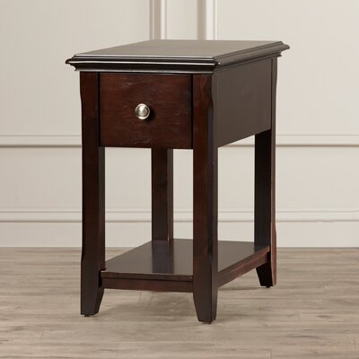 Charlton Home Bentonville End Table