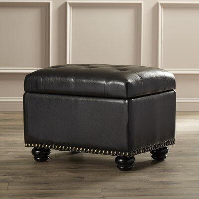 Charlton home bernadette storage ottoman reviews for Storage charlton