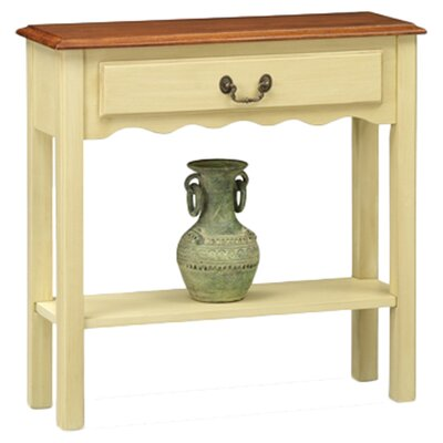 Charlton Home Apple Valley Console Table