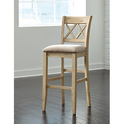 Charlton Home Bolden Bar Stool (Set of 2)