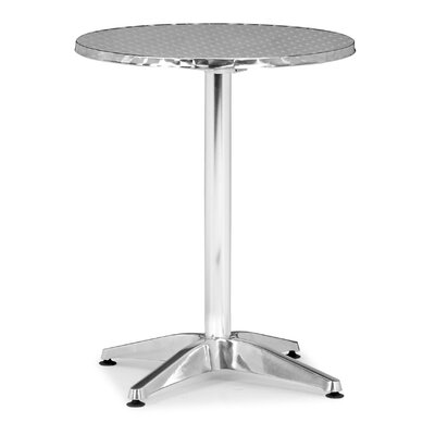 Varick Gallery Applegate Round Folding Bistro Table