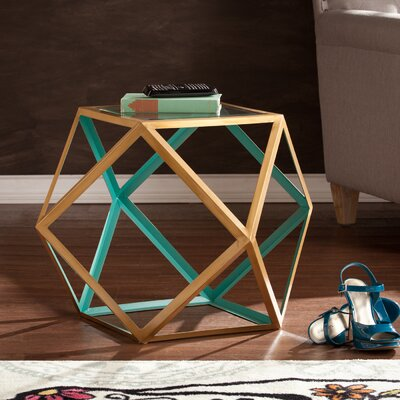 Varick Gallery Bank Street End Table