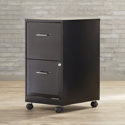 Varick Gallery Maddox 2 Drawer Mobile Ver..