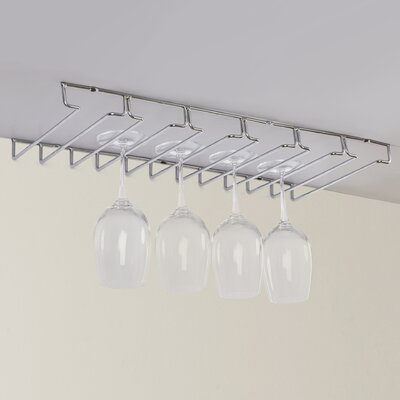 Varick Gallery Hazelton Hanging Wine Glass Rack