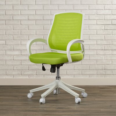 Varick Gallery Cana Mid-Back Mesh Conference Desk Chair