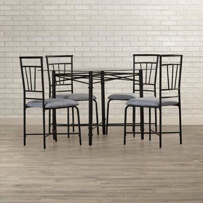Varick Gallery Marielle 5 Piece Dining Set