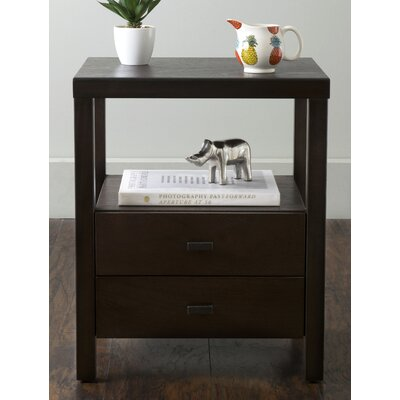 Varick Gallery Sardina 2 Drawer Nightstand