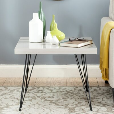 Brayden Studio Motta End Table