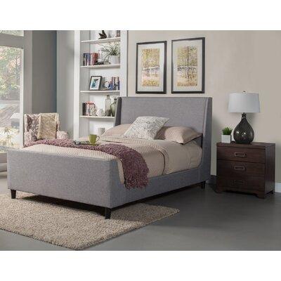Brayden Studio Marcano Upholstered Platform Bed